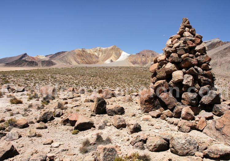 Trekking dans le désert du Chili