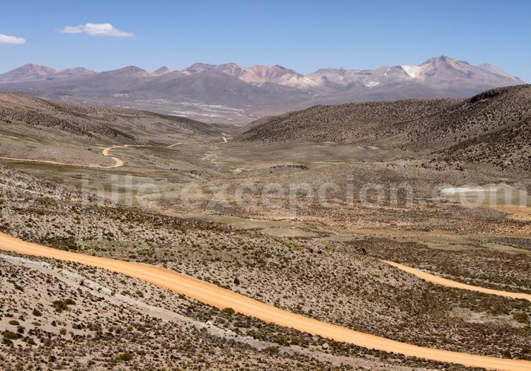 Voyage dans le désert du Chili