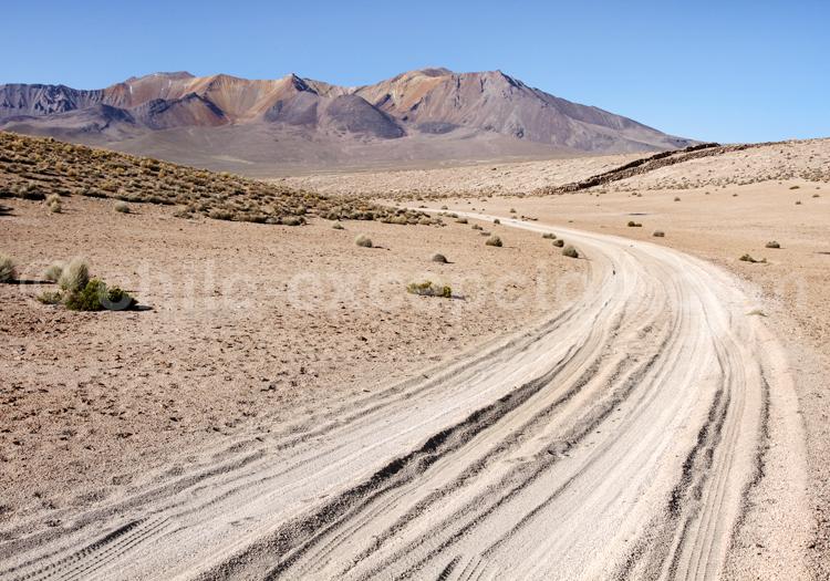 Hauts plateaux, Nord du Chili