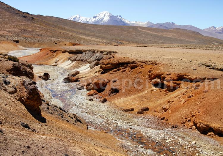 Chaîne de montagnes Cerro Milagro