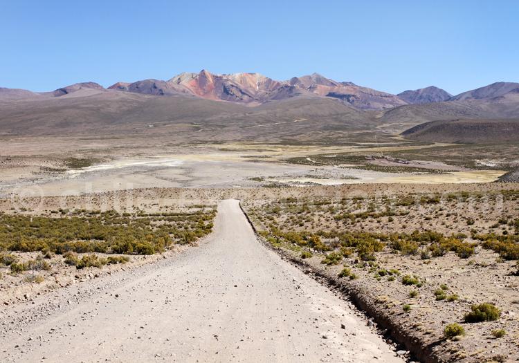 Région d'Arica, Chili