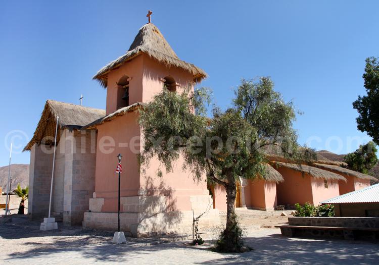 Eglise de Socoroma, Chili