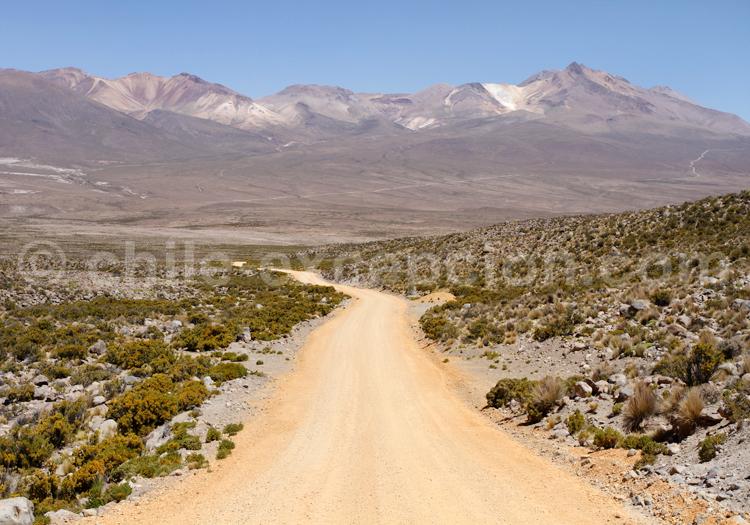 Paysages andins, Parinacota