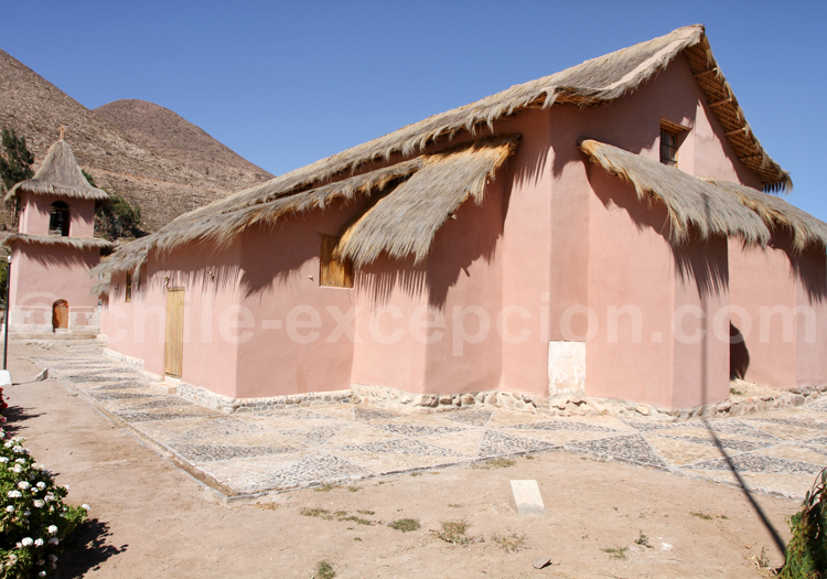 Socoroma, Village colonial