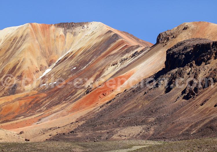 Formations rocheuses de Parinacota