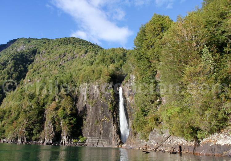 Navigation Lago Puelo