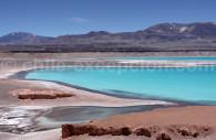 Laguna Verde, Parc Nevado Tres Cruce