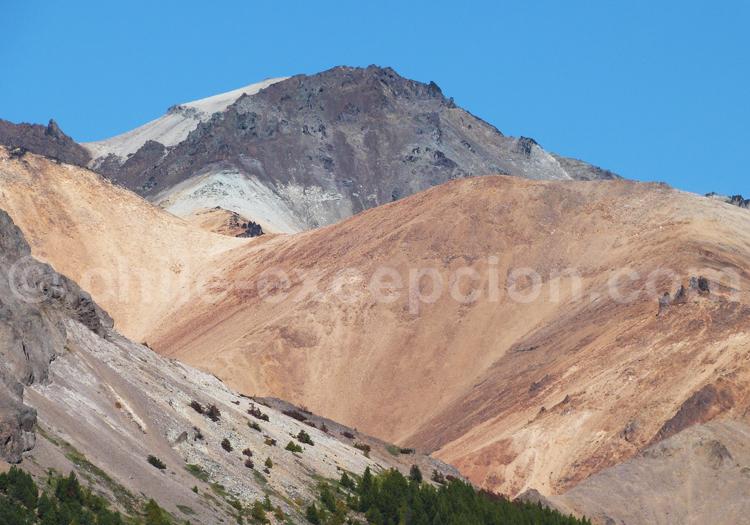 Paysages de la route australe chilienne
