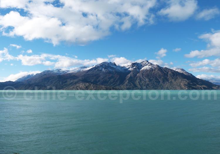 Lac Patagonie Sud, Chili