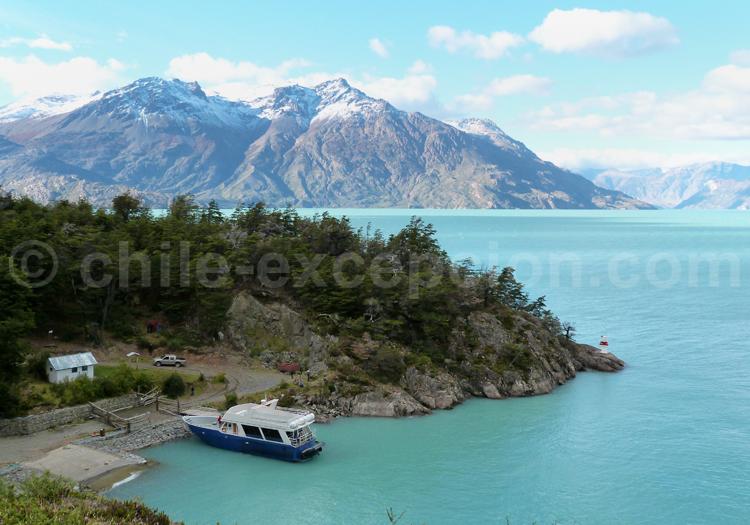 Lac Bernardo O'Higgins