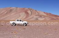 Chauffeur privé, voyage Chili