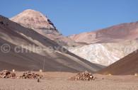 Formations géologiques, Nord du Chili