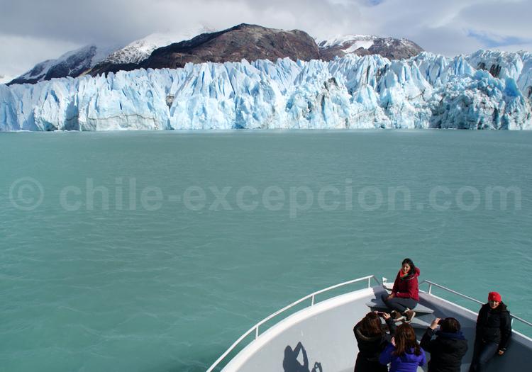 Route australe sud, Patagonie
