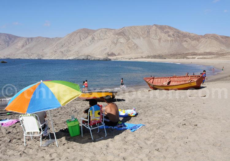 Playa Blanca, Copiapó