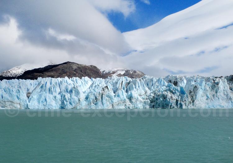 Glacier O'Higgins, Chili