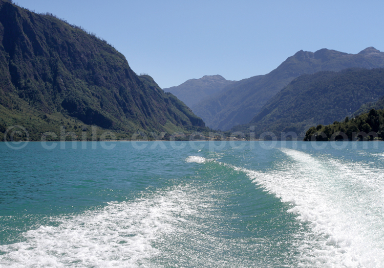 Lago Puelo, Patagonie