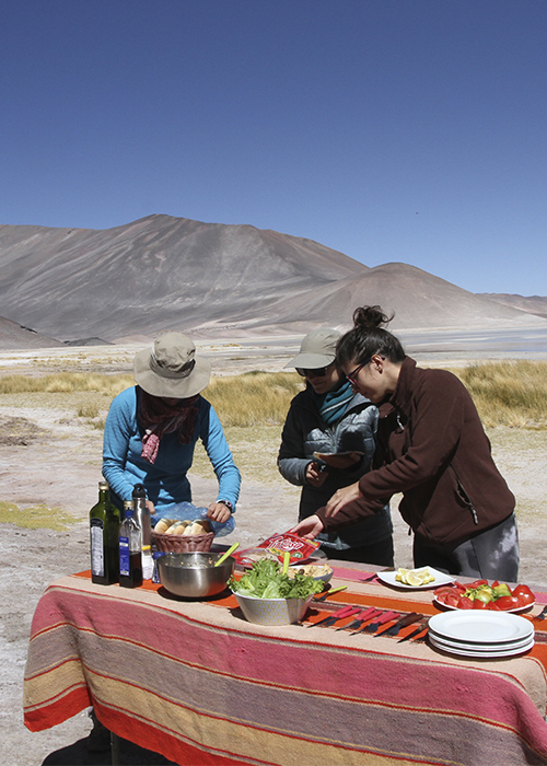 Conseils santé au Chili