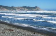 Chiloe, côte Pacifique
