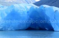 Glacier Grey, Patagonie chilienne