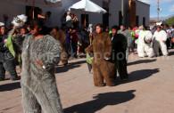 Fête de l'ours Jukumari