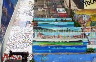Fresque murale, Valparaiso