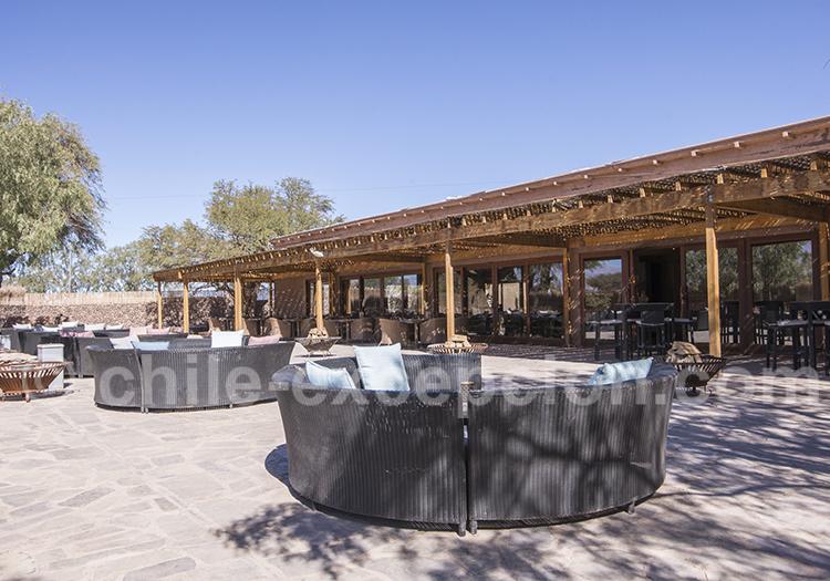 Hôtel Cumbres Atacama