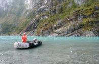 Excursion au glacier