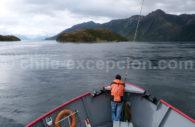Cap sur les îles Tucker