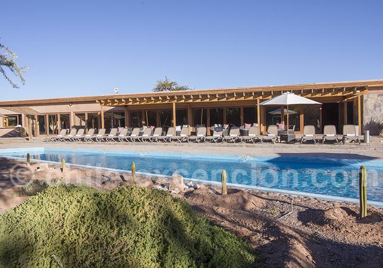 Cumbres Atacama, piscine