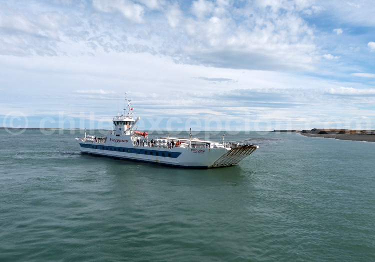 Ferry, Punta Delgada