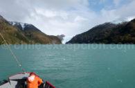 Canal Gabriel, Patagonie