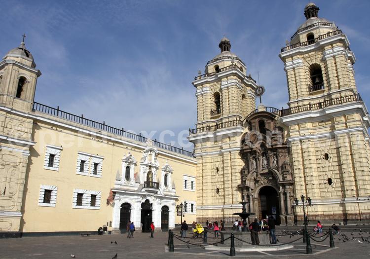 Couvent San Francisco, Lima