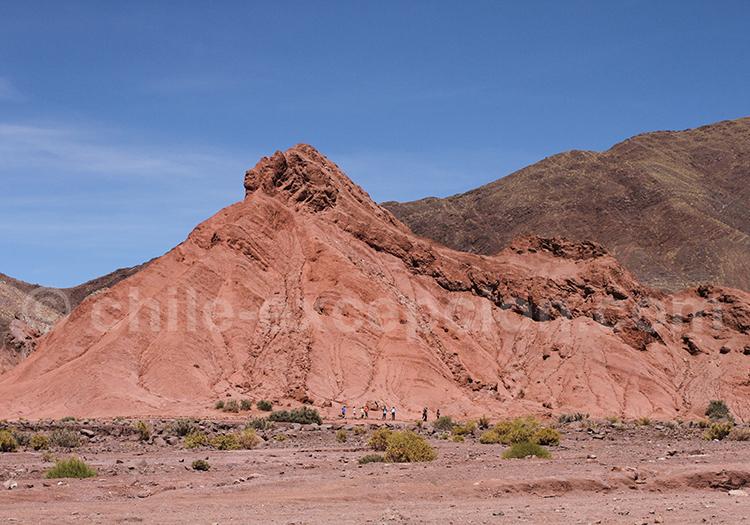 Valle Arco Iris, Chile