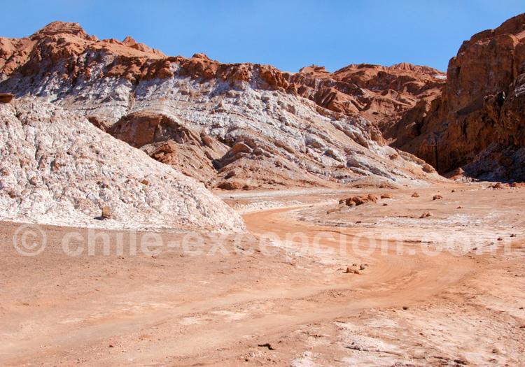 Faille de Kari, Atacama