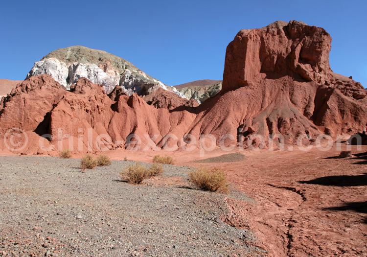 Couches géologiques, Atacama