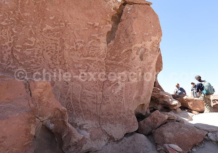 Tourisme archéologique, Yerba Buenas, Chili