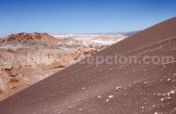 Trekking dans la Vallée de la Lune, Atacama