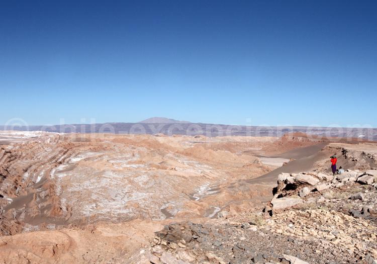 Amphitéâtre, Valle de la luna