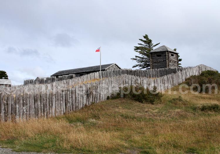 Fort Bulnes, Patagonie australe
