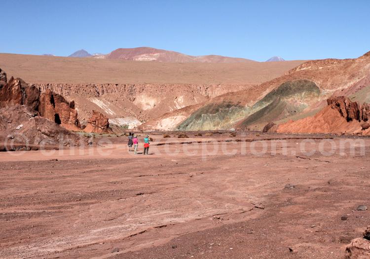 Valle Arco Iris, Atacama