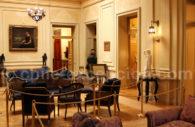 Hall central, Musée Magallanes
