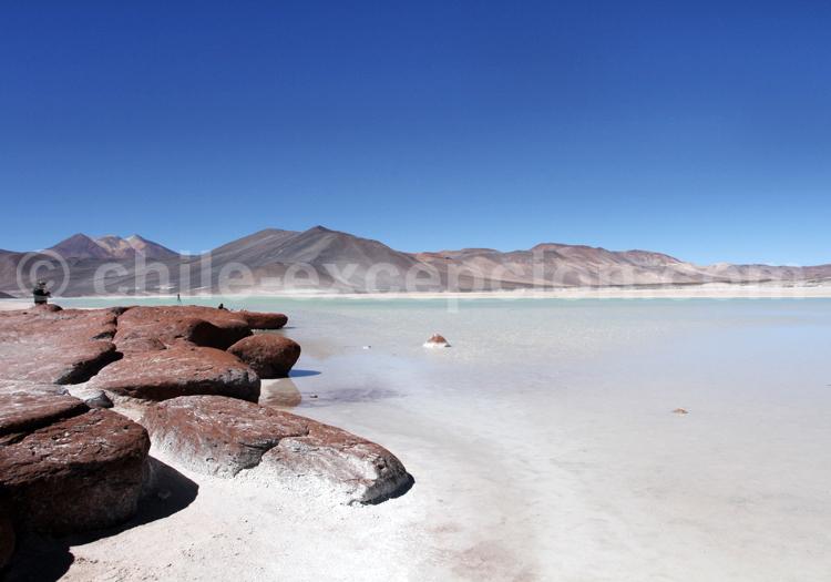 Formations rocheuses, Piedras Rojas