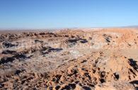 Formations géologiques, Vallée de la lune