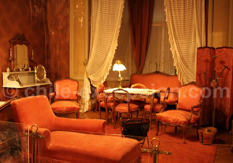 Chambre principale,résidence Braun