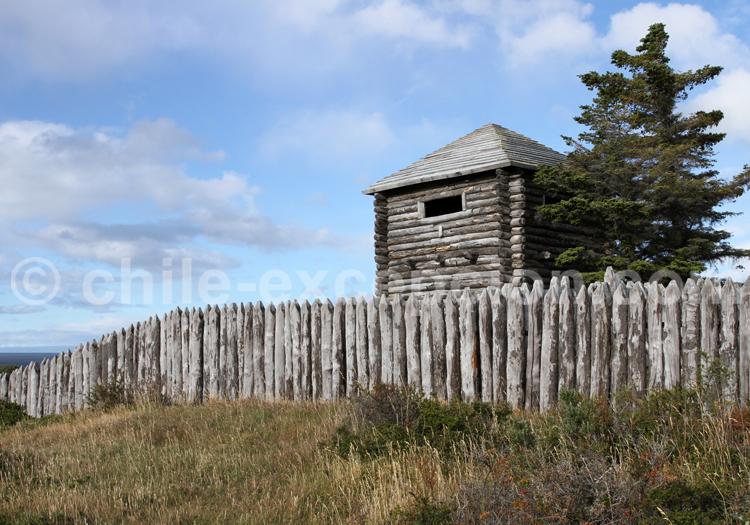Forteresse militaire, Fort Bulnes