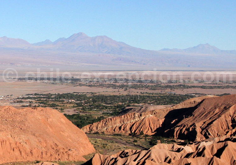 Village de San Pedro de Atacama