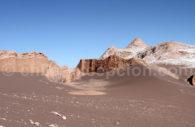 Strates géologiques, Atacama