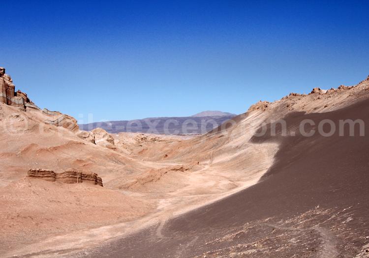 Dunas, Valle de la luna