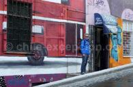 Art de rue, Valparaiso