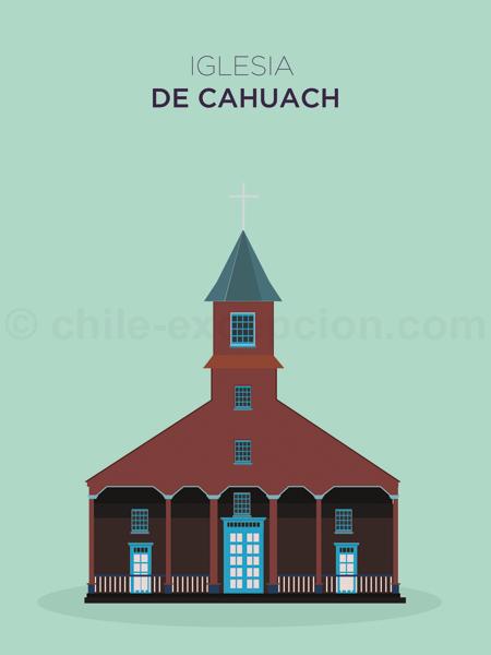 Eglise de Cahuach